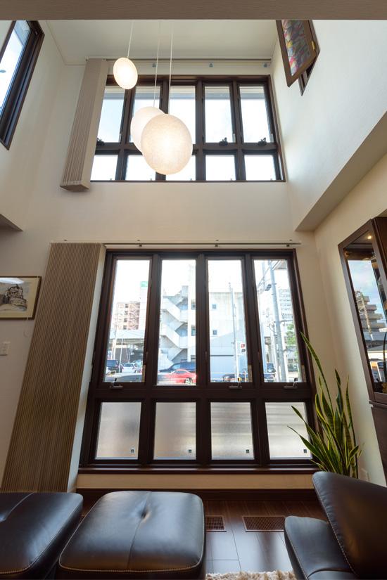 フォーカルウィンドウ・セキスイハイムの窓