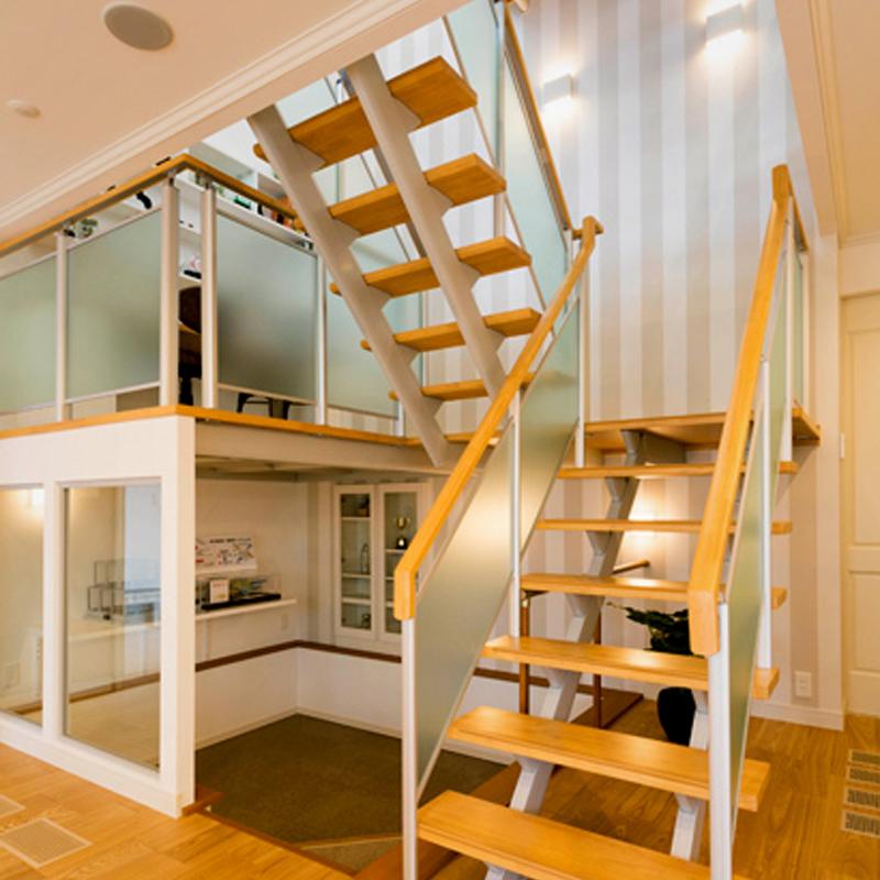 階段|注文住宅の間取り(プラン)写真集|セキスイハイム